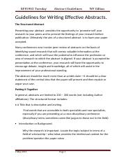 Guidelines for Writing Effective Abstracts.docx