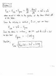 Physics 325 Spring 2011 Midterm 1 Solutions