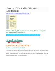 ETHICS-FEEL-ETHICAL LEADERSHIP-HR LEADING BLOG-WORD PRESS.docx