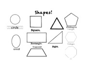 Shapes project