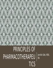 2016 NUR 408 BSN Principles of Pharmacotherapeutics.pptx