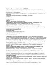 NOTES- STUDY Mid-Term Advanced Pharmacology.docx