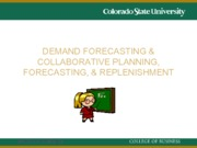 L3.MGT 301.Demand Forecasting and CPFR-P2-InClass