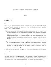 Tutorial 11 Solutions to textbook questions.pdf