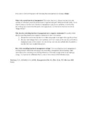 mgt 330 control mechanisms paper
