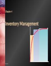 Chapter 4 Inventory Management Blackboard(6)