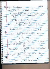Vector Equations Notes