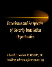 experience_and_perspective_of_security_installation.ppt