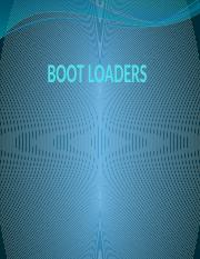 lesson 5 new-Boot_Loaders