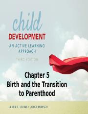 Chapter 5B - Birth & Transition to Parenthood Canvas.pptx
