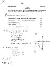 Worksheets Derivative Practice Worksheet derivative practice worksheet name date most popular documents for math ib precalc