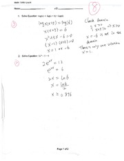MATH1090 Quiz4 with Answers