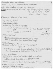 CHEm 302 Chapter 13 Notes Part 4