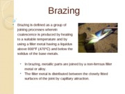 L14-Soldering and brazing