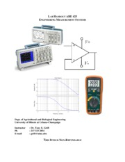 Lab1 Basic Circuit Construction and Analysis