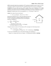 Thermodynamics HW Solutions 5