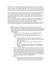 Journalism 618-Notes for Midterm Paper