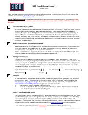 USO Expeditionary Support Request Form-PSD
