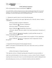 FASB Codification Assignment 1.docx