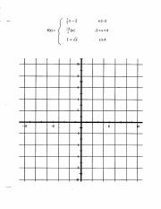 PieceWise Functions CW.pdf