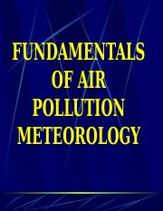 4 EOH 3102 Air Pollution Meteorology ver 4