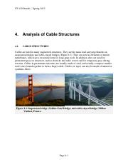 04 - Analysis of Cables
