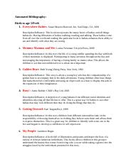 Anti-Bias Book List-Annotated Bibliography  .docx