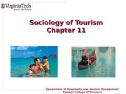 Chapter+11Sociology+of+Tourism