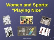 7 Women and Sports