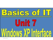Basic of IT Unit7