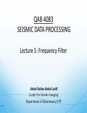 SDP Lecture 05 - Frequency Filter.pdf