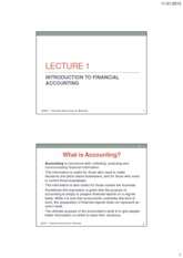 ACO01 - Lecture 1 - Introduction to Accounting and Finance [Compatibility Mode]