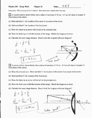 Chapter 36 Group Work 7 Solution