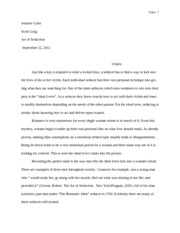 seduction paper 1 doc