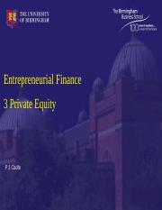 ENT-3-private equity.ppt