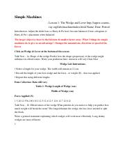 Wedge  Lever answers.pdf.docx