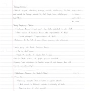 Short Fiction_Being Human_Lecture Notes