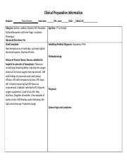 Blank Clinical Preparation Information revised Fa 14 (1).docx