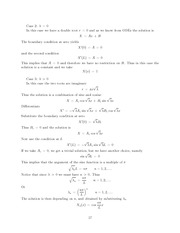 Differential Equations Lecture Work Solutions 17