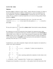 lect1102Matrices