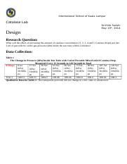 Catalase Lab Report.docx