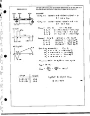 571_Mechanics Homework Mechanics of Materials Solution