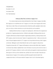 Personal Essay Samples For High School  Pages Government Essay  Is Psychology A Science Essay also Essay My Family English Unit  Essaygovt   Kaileigh Henley Government  Britt  Narrative Essay Example High School