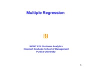 M670_10 (Multiple Regression)