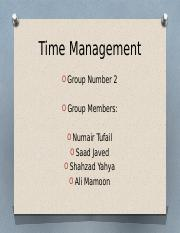 Time Management.pptx