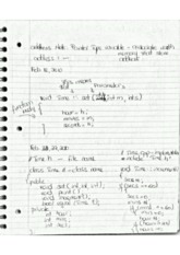 Lecture Notes 4