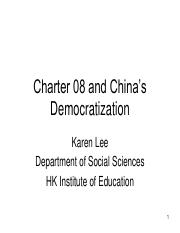 Charter 08 and Democratization in China_April 16.pdf