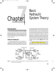 Lecture 6_Continue_Hydrualic System Theory