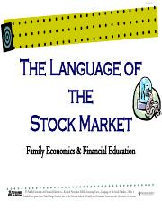 4.FEFE - Language of the Stock Market - Powerpoint Presentation.pdf