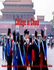 14-Group 8_Comparison of China College & US College Experience